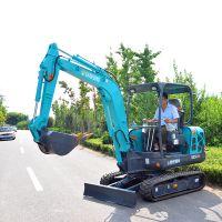 上海园林绿化用SD30-9B微型小挖掘机多少钱一台