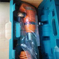 中国山东省新品热销KZQ-50/1.7-S气动手持式振动钻机生产矿用锚杆钻机