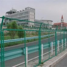 珠海园林隔离网厂家 江门绿化带护栏网 广东国道铁丝网供应