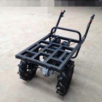 万州建筑专用拉砖头车 加厚钢板灰斗搬运车 奔力BL-LL