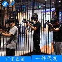 VR体验馆设备多人vr实感射击游戏HTC设备塔楼厂家直销