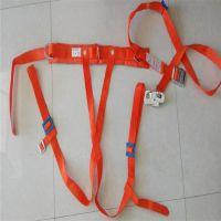 户外高空作业爬杆双保险电工安全带空调安装防坠落腰带电力保险带