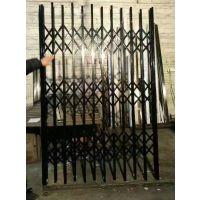 黑钛通花闸门图片 优质冷扎钢板价格格 花园防盗金属装饰加工
