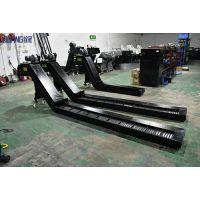 排屑机机床CNC加工中心数控机床排削器链板刮板螺旋式排削机
