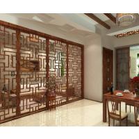 隔断通花厂家专业定制唯美中式书房隔断装饰板