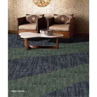 丙纶加捻簇绒地毯 电影院满铺地毯