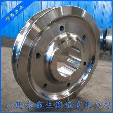 锻件 车轮锻件 筑路机械车轮锻件 质量保证
