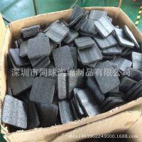 EPE包装垫片盒 黑色珍珠棉 电子产品内包装 刀模冲型 量大从优