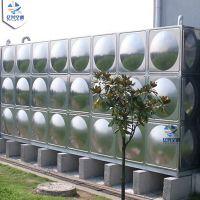 厂家热销供水设备定制 304不锈钢水箱 消防水箱 不锈钢水箱批发