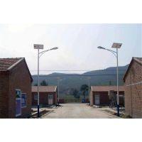 湖南新农村建设韶山6米路灯太阳能路灯找浩峰路灯生产厂家