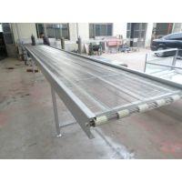 惠州金属网带输送机 专业生产水平直线输送