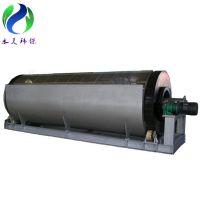 不锈钢纤维回收机能有效过滤拦截污水中的固体悬浮物