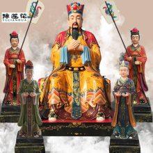雕塑七仙女佛像道家七仙女神像 优质雕塑七仙女佛像批发厂