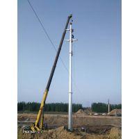 黔东南 10kv电力钢管塔 35kv电力钢管塔