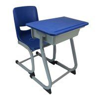 学习桌 单人JY-8181,校园桌,厂家直销简约现代金属好椅达台