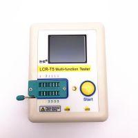 晶体管测试仪LCR-T5 成品电阻+电容+二极管+电感+ESR+可控硅+mos
