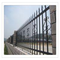 【厂家直销】建筑围栏工厂围墙锌钢护栏学校小区景区专用造型大方