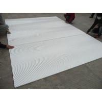 北京酒店宾馆饭店背景墙装饰波浪板专业厂家定制-东林雕刻加工厂