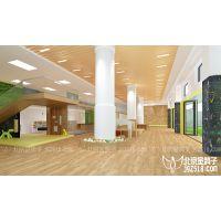专业幼儿园室内设计公司如何对幼儿园进行品牌设计认准金鸽子
