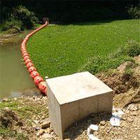 水电站拦污网浮体水面设置拦垃圾设备介绍