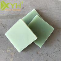 零切加工FR-4水绿色环氧板 热销供应耐温 绝缘树脂板材