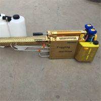 背负式电动消毒弥雾机 喷药烟雾机 小型家用弥雾机批发