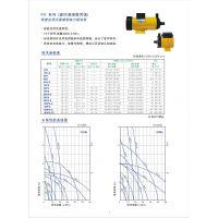 日本panworld磁力泵 ETFE