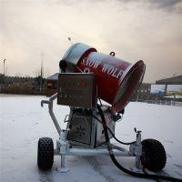 用性能说话的滑雪场造雪机 造雪景小型造雪机厂家