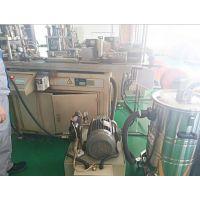 小型工厂车间吸尘器 移动式不锈钢80L吸尘机威德尔定制口径除尘用