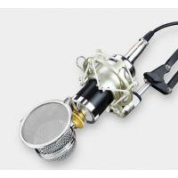 小奶瓶电容麦克风BM-3000手机电脑YYK歌话筒振膜录音主播电容话筒