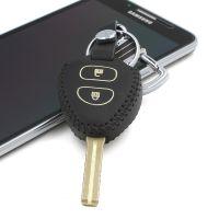 佑易 遥控器皮套适用于丰田RAV4钥匙包 卡罗拉威驰威颯直插式皮套