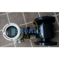 中西(LQS厂家)智能电磁流量计 型号:ZH89-40S-M2F102-15 库号:M392286