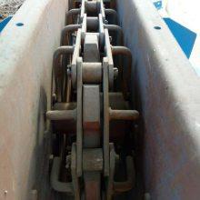 FU系列刮板输送机 高炉灰输送刮板机