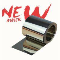 东莞软态316L不锈钢带 厚度0.01mm 超薄 BA亮面 精密剪板 可拉边