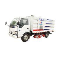 道路清扫车厂家全国 干式扫路车