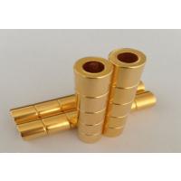 厂家直销圆形、方形打孔磁、沉孔磁铁、圆环钕铁硼磁铁、磁环