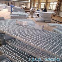 定制特殊异型热镀锌钢格板 广州承载重型防滑钢格板 检修地格网