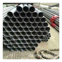 青岛不锈钢焊管 201不锈钢管现货 拉丝不锈钢焊接管供应