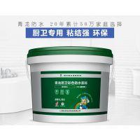 西安家装防水涂料厨卫防水材料广东厂家直销