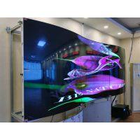 LG 55寸OLED拼接屏 自发光OLED 曲面高清电视墙 无限的对比度