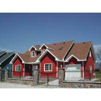 轻钢别墅 大圣豪斯轻钢别墅 装配式建筑 钢结构工程