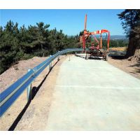 高速公路波形护栏 双波波纹钢板护栏 热镀锌护栏板