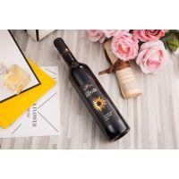 莫斯卡贵妇红葡萄酒原瓶进口红酒