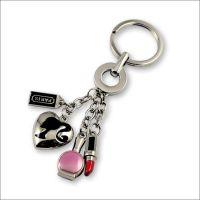 定做钥匙扣 创意烤漆珐琅促销礼品 创意挂件活动小礼品金属钥匙扣