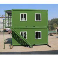 供甘肃集装箱活动房和兰州防火活动房质量优