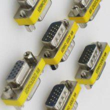 三排 15针 对15孔 公头 对 母头 8M VGA DB15转接线线DAC直连线缆