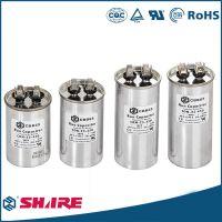 厂家供应 CBB65组合电容 圆形铝壳电容器 450V稳定电压