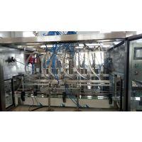 全自动洗衣液灌装机 洗衣液灌装生产线 洗衣液灌装设备