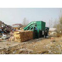 打包机-泰达环保-全自动废纸打包机