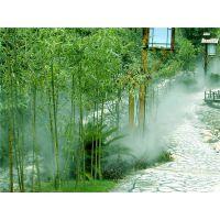 绿化带草丛雾喷冷雾系统/绿化带草丛雾喷冷雾系统工程工厂直接承包安装